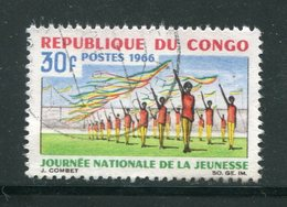 CONGO- Y&T N°182- Oblitéré - Oblitérés