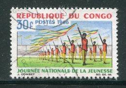 CONGO- Y&T N°182- Oblitéré - Congo - Brazzaville