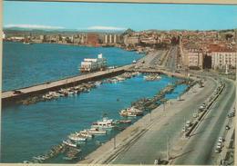Santander - Cpm / Vista Del Puerto. - Cantabria (Santander)