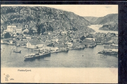 Noorwegen Norway Norge - Flekkefjord - 1900 - Norvège