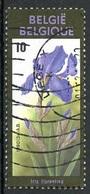 Belgique - Belgium - Belgien 1990 Y&T N°2357 - Michel N°2409 (o) - 10f Iris - Gebraucht