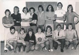 HERZELE   == +- 1973  FOTO 15 X 10 CM  -  VERNIEUWDE K.A.J. KERN TE HERZELE - Herzele