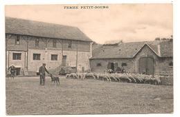 Ferme Du Petit Bourg - PLAN  RARE - CPA° - Sonstige Gemeinden