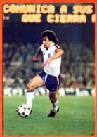 Cp Sport Football Kevin KEEGAN Foot Angleterre Carte Vierge TBE - Football