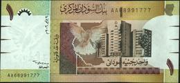 SUDAN - 1 Pound 09.07.2006 UNC P.64 - Soudan