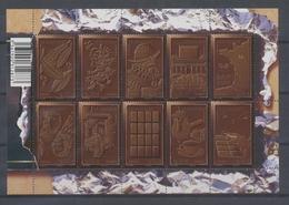 2009 France  BLOC FEUILLET  N°4357  Le Chocolat YB4357 - Mint/Hinged