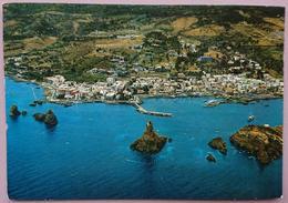 ACI TREZZA (CATANIA) - Panorama - Vista Aerea - Air View - Vg S2 - Catania