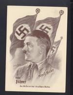 Dt. Reich PK Hitler Der Befreier Des Deutschen Volkes - Historical Famous People