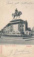 CPA - Belgique - Oostende - Ostende - Monument De Léopold I - Oostende