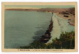 Belle Ile En Mer, La Plage Des Grands Sables( Ed J. Nozais) - Belle Ile En Mer