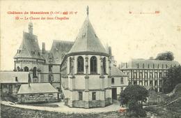 76 - Mesnières-en-Bray - Château De Mesnières - Le Chevet Des Deux Chapelles - Mesnières-en-Bray
