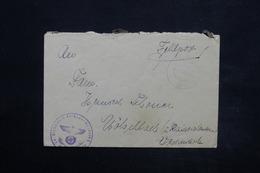 ALLEMAGNE - Enveloppe En Felpost D'un Soldat En 1941 , à Voir Pour Spécialiste - L 25026 - Allemagne