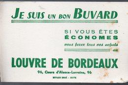 Buvard  Louvre De Bordeaux  (PPP10323) - Vloeipapier