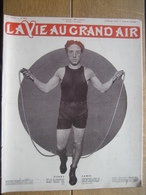 1910 CONSTRUCTION AEROPLANE/LATHAM-PAULHAN/BOBSLEIGH/BOXE : BILLY PAPKE-WILLIE LEWIS- HARRY LEWIS-J. JOHNSON, J. CORBETT - Livres, BD, Revues