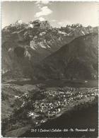 W1894 Calalzo Di Cadore (Belluno) - Panorama Col Monte Montanel / Viaggiata 1962 - Italia