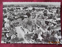 """CPSM GF - Vern-sur-Seiche - Centre Du Bourg - (""""En Avion Au-dessus De..."""") - Autres Communes"""