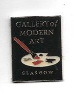 Pin's  Pays, Ville, GALLERY  Of  MODERN  ART  GLASGOW ( Musée  Art  Moderne  D' ECOSSE ) - Villes