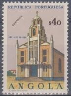 Angola 1963 Kirchen. Mi 496 0,40 E. Ungebraucht - Angola