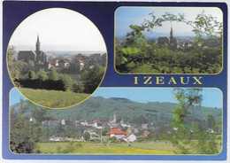 IZEAUX ISERE Vue Générale Et L'église  Multivues - Other Municipalities