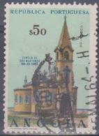 Angola 1963 Kirchen. Mi 497 0,50 E. Gestempelt - Angola