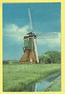 * Gorinchem (Zuid Holland - Nederland) * Hollandse Molen, Dutch Windmill, Moulin à Vent, Mühle, Wip Watermolen - Gorinchem
