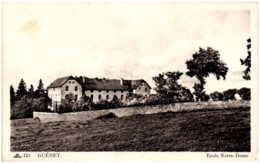 23 GUERET - Ecole Notre-Dame - Guéret
