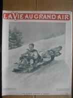 1910 ROUGIER TRIOMPHATEUR D'HELIOPOLIS/ACCIDENT MORTIMER-SINGER,KNOC-DOWN DE JACK JOHSON/GALA DE BOXE/ELLEGAARD-P.DIDIER - Livres, BD, Revues