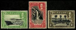 1936 St. Lucia (3) - St.Lucia (...-1978)