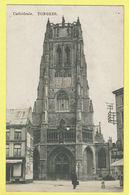 * Tongeren - Tongres (Limburg) * (E. & B. - Bazar Tongrois) Cathédrale, église, Kerk, Church, Kathedraal, Animée - Tongeren