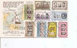 Colombie ( FDC De 1955 à Voir) - Colombia