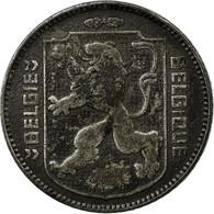 Monnaie, Belgique, Franc, 1944, TB, Zinc, KM:128 - 1934-1945: Leopold III