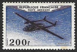 FRANCE   1954  -   PA  31  - Noratlas  -  NEUF** - 1927-1959 Nuovi
