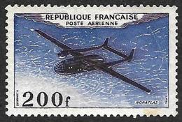 FRANCE   1954  -   PA  31  - Noratlas  -  NEUF** - Poste Aérienne