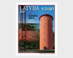 H01 Latvia 2019 Lighthouses  MNH Postfrisch - Lettonie