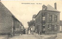 *RUE BINUT - Beauquesne