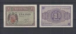EDIFIL   427a.   1 PTA 28 DE FEBRERO DE 1938.   SIN CIRCULAR.   PAREJA CORRELATIVA - [ 3] 1936-1975 : Régimen De Franco