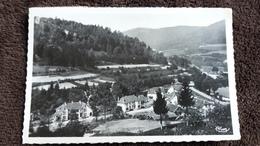 CPSM SENONES VOSGES LES GPOUTTES DE LA VALLEE DU RABODEAU CIM 1954 - Senones