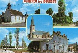 2333 - Asnières Les Bourges - Multivues - Autres Communes