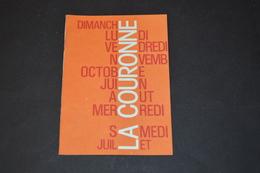Mini Calendrier 1983 La Couronne - Calendriers