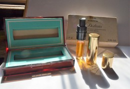 Coffret Parfum Dedicace Cheramy Plein Boite En Plexi - Parfums