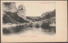 Le Cathédrale, Saint-Marcel, Ardèche, C.1900-05 - Louis Coste CPA - France