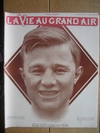 1910 TENNIS : MAX DECUGIS VAINQUEUR A MONTE CARLO/BOXE / BILLY PAPKE-WILLIE LEWIS-CHARLEY HITTE-HARRY LEWIS/JACKY CLARK - Libros, Revistas, Cómics