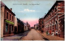 59 SAINT-VAAST - La Grande Rue - Autres Communes