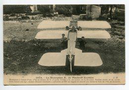 AVIATION Avion Monoplan De PISCHFF KOCHLIN  No 1072 édit J.H     D04 2019 - ....-1914: Precursors