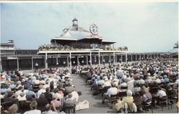 Postcard York Racecourse The Papal Visit 1982 Pope John Paul Roman Catholic & Police Interest My Ref  B12882 - York