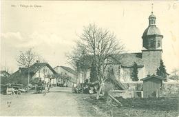 74 Haute Savoie Village De Chens Carte 1900 TB - Francia