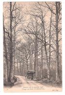 Vibraye (72 - Sarthe) Virage En Forêt - Circuit De La Sarthe 1906 - Vibraye
