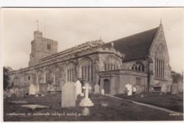 CRANBROOK -ST DUNSTANS CHURCH - England