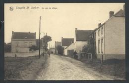 +++ CPA - CHAPELLE ST LAMBERT - Un Coin Du Village - Nels   // - Lasne