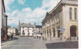 MONMOUTH - AGINCOURT SQUARE - Monmouthshire